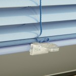 Arena Perfect Fit Blue Venetian Blind