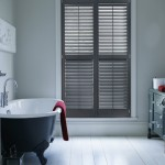 Grovewood Wall Grey Shutters