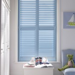 Grovewood custom colour blue shutters