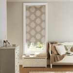 Raynes taupe roller blind