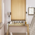 Salsa copper roller blind