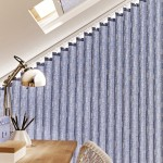 Sindon Denim Vertical Blind