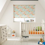 Trunks pastel blackout roller blind