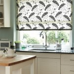 Willersley graphite roller blind ebony braid black acornpull