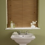 Wood Illusions oakwood 50mm venetian blind