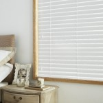 arena photography true white venetian blinds