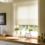 hopscotch vanilla pleated blinds