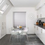 metropol grey pleated blinds