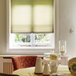 mirabel olive pleated blind