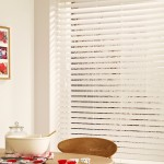 wood illusions pure white 50mm venetian blind